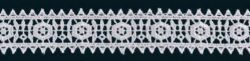 GRIPPIR   DE 3 CM  COR BRANCO cod.0026 PEÇA 13,70 METROS
