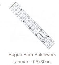 REGUA PARA PATCHWORK 5X30 CM