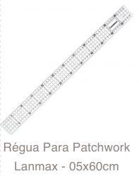 REGUA PARA PATCHWORK 5X60